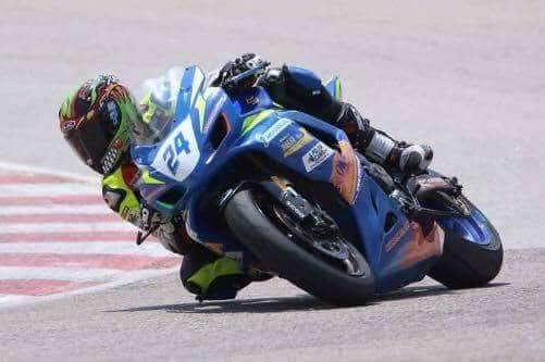 Cuarta temporada del Intitut Català del Peu con el motociclismo de competición.
