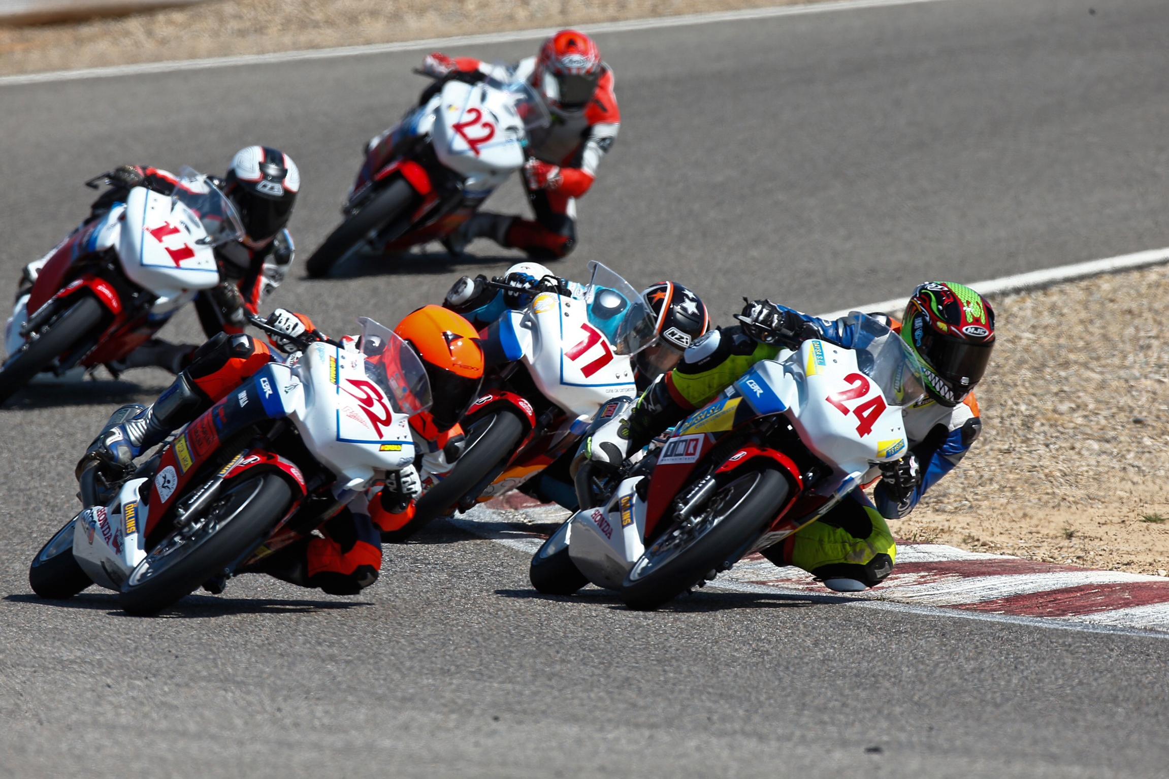 El Institut Català del Peu con el motociclismo de competición