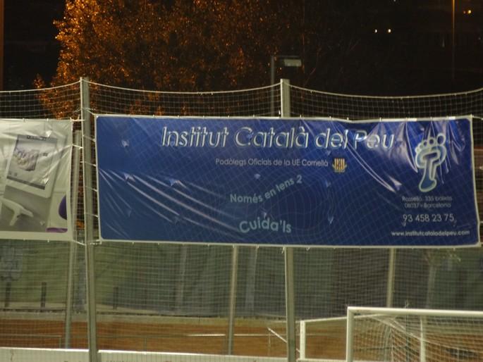 El Institut Català del Peu, centro podológico oficial de la Unió Esportiva Cornellà.