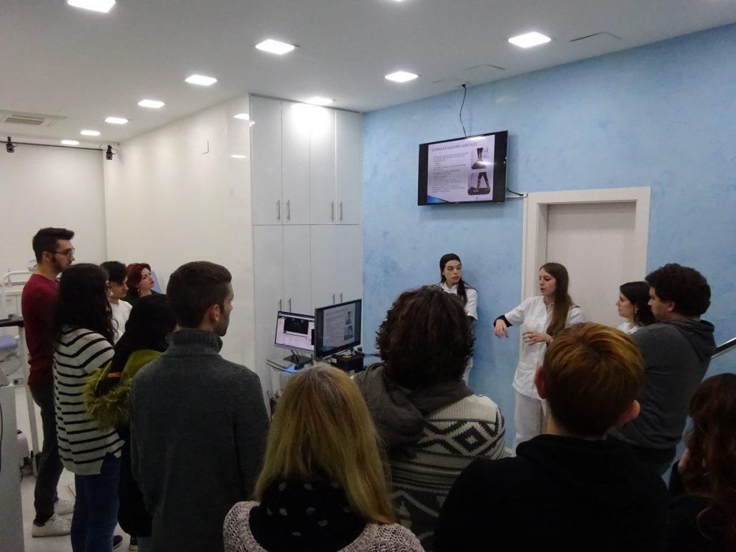 El Institut Català del Peu organiza un seminario de biomecánica para los alumnos del Ciclo Superior de Ortopedia.