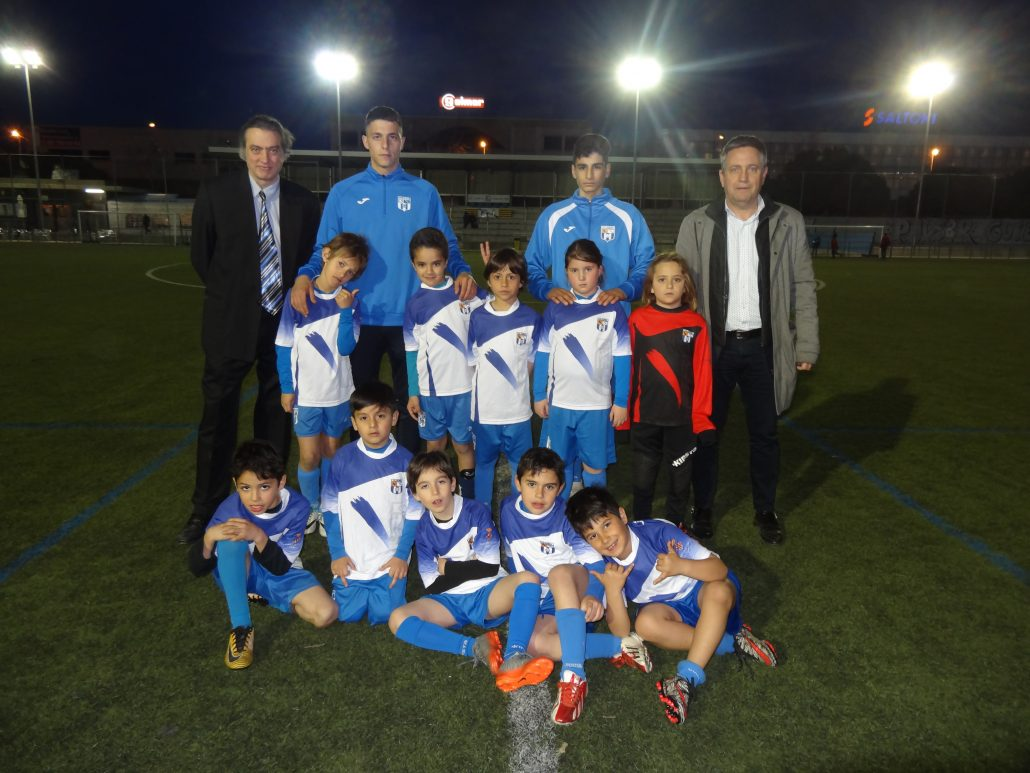 El  Institut Català del Peu esponsoriza al Club Deportivo Almeda