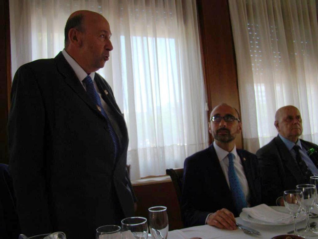 Nombramiento de Miguel Ángel Baños Bernad como Subdelegado Ejecutivo en Barcelona de la Academia Internacional de Ciencias y Tecnología.