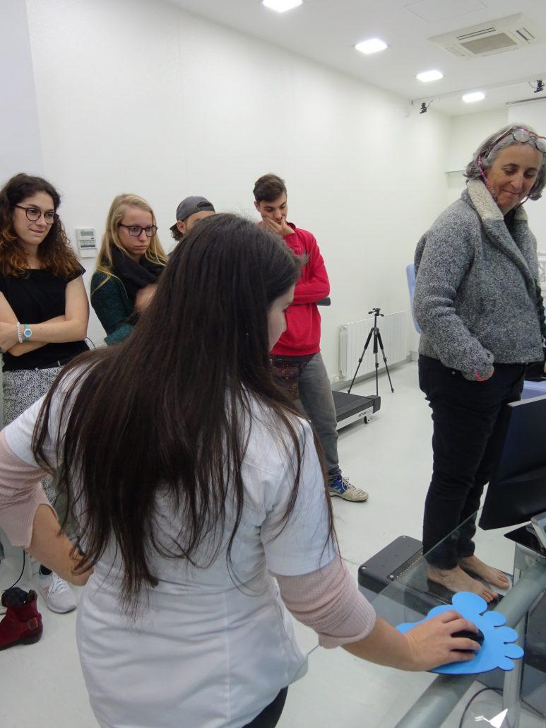 El Institut Català del Peu organiza un seminario de biomecánica para los alumnos de Ciclo Superior de Ortopedia.