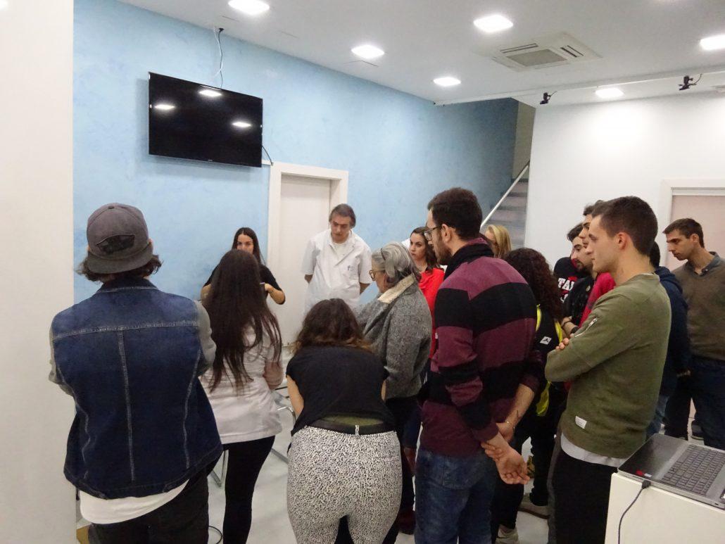 L'Institut Català del Peu organitza un seminari de biomecànica pels alumnes del Cicle Superior d'Ortopèdia.